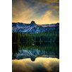 Hadley House Co Mamie Lake 2 Mammoth, California by Kelly Wade Photographic Print on Wrapped Canvas