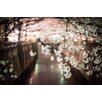 Hadley House Co Tokoyo Nights-Japan by Scott Barlow Photographic Print on Wrapped Canvas