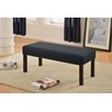 Container Fabric Upholstered Entryway Bench