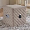 Container Upholstered Ottoman