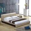 Container Upholstered Platform Bed