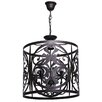 MW Handel GmbH Country 5 Light Candle Chandelier