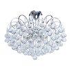 MW Handel GmbH Elegance 8 Light Crystal Chandelier