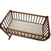 """Wendy Anne 33""""L Cotton Cradle 1.5"""" Crib Mattress"""