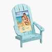 Prinz Easy Livin' Adirondack Style Wood Chair Picture Frame