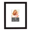 Prinz Wide Matted Gallery Expressions Styrene Picture Frame