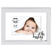 Prinz 'Oh Baby' It's Me Time Picture Frame