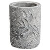 Herb Cement Pot Planter - Size: 7 inch High x 5 inch Wide x 5 inch Deep - Prinz Planters