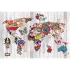 NEXT! BY REINDERS Melli Mello World Graphic Print