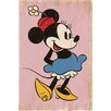 NEXT! BY REINDERS Minnie Mouse Retro Graphic Art