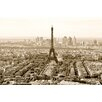 NEXT! BY REINDERS Paris In Sepia Photographic Print