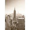 NEXT! BY REINDERS Deco Panel New York im Morgengrauen - 90 x 60 cm