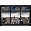 NEXT! BY REINDERS New York Fenster Lamellen Photographic Print