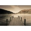 NEXT! BY REINDERS Steg See Rotoiti Photographic Print