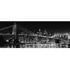 NEXT! BY REINDERS New York Brooklyn Bridge Photographic Print on Canvas