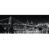 NEXT! BY REINDERS Leinwandbild 'New York Brooklyn Bridge', Fotodruck