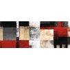 NEXT! BY REINDERS Leinwandbild 'Quadrat', Bilddruck
