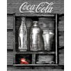 NEXT! BY REINDERS Deco Panel 'Coca-Cola Black Box', Bilddruck