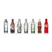 NEXT! BY REINDERS Coca-Cola Flaschen Evolution Photographic Print