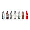 NEXT! BY REINDERS Deco Panel 'Coca-Cola Flaschen Evolution', Bilddruck