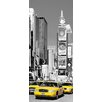 NEXT! BY REINDERS Tapete NYC Times Square 200 cm L x 86 cm B