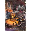 NEXT! BY REINDERS Guitar Blues Night One Photographic Print