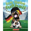 NEXT! BY REINDERS Keith Kimberlin Ich Liebe Fußball Photographic Print