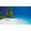 NEXT! BY REINDERS Deco Block 'Lagune der Malediven', Fotodruck