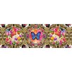 NEXT! BY REINDERS Deco Panel 'Melli Mello butterfly and flowers', Bilddruck