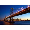 NEXT! BY REINDERS San Francisco Photographic Print XXL Poster