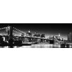 NEXT! BY REINDERS New York Fenster Brooklyn Brücke Photographic Print