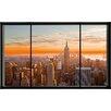 NEXT! BY REINDERS Deco Block 'New York Fenster II', Fotodruck