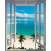 NEXT! BY REINDERS Strand Fenster Photographic Print