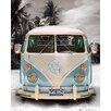 NEXT! BY REINDERS Deco Panel 'Volkswagen Bulli T1', Fotodruck