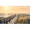 NEXT! BY REINDERS Deco Block 'Weg zum Strand', Fotodruck