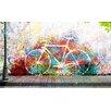 NEXT! BY REINDERS Deco Block 'Wo ist das Fahrrad?', Bilddruck
