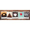 NEXT! BY REINDERS Deco Panel 'All You Need Is Love II', Fotodruck