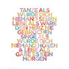 NEXT! BY REINDERS Tanze... Photographic Print