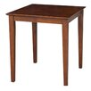 Wooden Importers Vernon Counter Height Dining Table