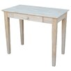 Mega Home Wood Writing Desk Utility Table Amp Reviews Wayfair