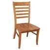 International Concepts Cosmopolitan Side Chair (Set of 2)