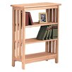 "International Concepts Unfinished Wood Mission 36"" Standard Bookcase"