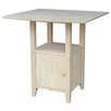 International Concepts Bar Height Dining Table