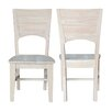 International Concepts Canyon Side Chair (Set of 2)