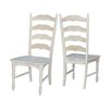 International Concepts Maine Side Chair (Set of 2)