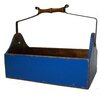 August Grove Country Style Vegetable Basket with Iron Handle