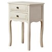 August Grove Clare 2 Drawer Nightstand