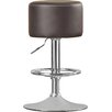 August Grove Stephanie Adjustable Height Swivel Bar Stool