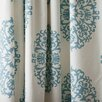 August Grove Hinsdale Curtain Panel (Set of 2)