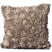 One Allium Way Felt Wool Throw Pillow
